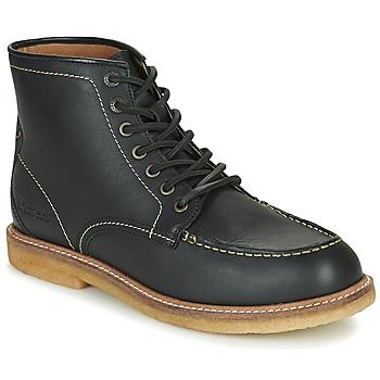 Παπούτσια Άνδρας Μπότες Kickers HORUZY Black
