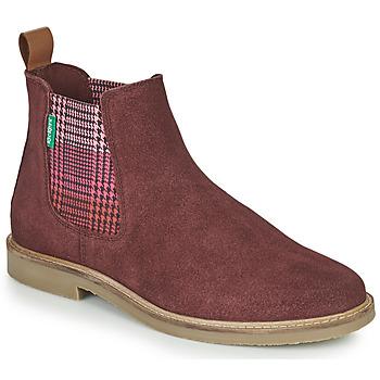 Παπούτσια Γυναίκα Μπότες Kickers TYGA Bordeaux