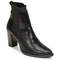 Παπούτσια Γυναίκα Μποτίνια Myma TITILA Black
