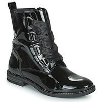 Παπούτσια Γυναίκα Μπότες Myma TULILU Black