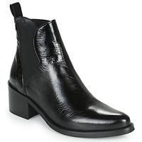 Παπούτσια Γυναίκα Μποτίνια Myma TILIAN Black