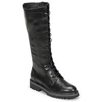 Παπούτσια Γυναίκα Μπότες για την πόλη Myma TATANI Black