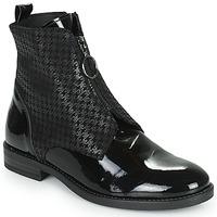 Παπούτσια Γυναίκα Μπότες Myma TUALINA Black