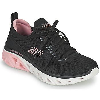 Παπούτσια Γυναίκα Χαμηλά Sneakers Skechers GLIDE-STEP SPORT Black / Ροζ