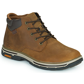Παπούτσια Άνδρας Μπότες Skechers SEGMENT 2.0 Brown