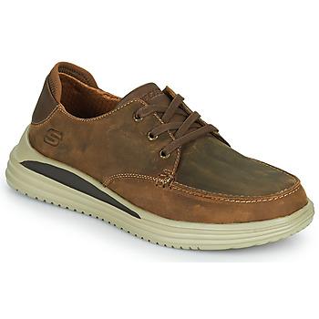 Παπούτσια Άνδρας Χαμηλά Sneakers Skechers PROVEN Brown