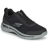 Παπούτσια Άνδρας Χαμηλά Sneakers Skechers GO WALK ARCH FIT Black