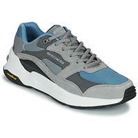 Παπούτσια Άνδρας Χαμηλά Sneakers Skechers GLOBAL JOGGER Grey / Μπλέ