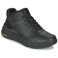Παπούτσια Άνδρας Ψηλά Sneakers Skechers GLOBAL JOGGER Black