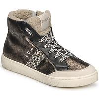 Παπούτσια Γυναίκα Ψηλά Sneakers Meline CAR1425 Black