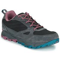Παπούτσια Γυναίκα Πεζοπορίας Columbia IVO TRAIL WP Black