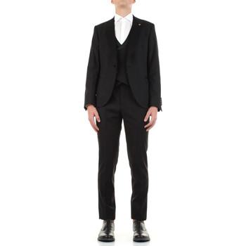 Υφασμάτινα Άνδρας Κοστούμια Manuel Ritz 3030ARW3149-213050 Nero
