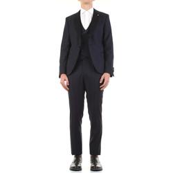 Υφασμάτινα Άνδρας Κοστούμια Manuel Ritz 3030ARW3149-213050 Blu