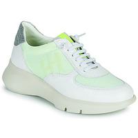 Παπούτσια Γυναίκα Χαμηλά Sneakers Hispanitas CUZCO Άσπρο / Yellow