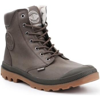 Παπούτσια Μπότες Palladium Pampa 72992-213 brown