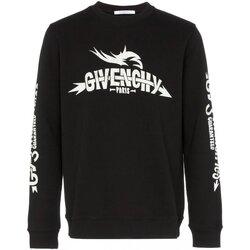 Υφασμάτινα Άνδρας Φούτερ Givenchy BM700L30AF Black