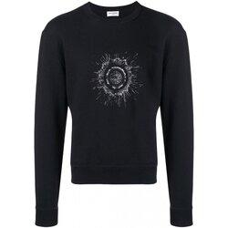 Υφασμάτινα Άνδρας Φούτερ Yves Saint Laurent BMK551630 Black