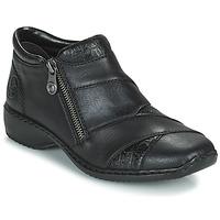 Παπούτσια Γυναίκα Μπότες Rieker SALOMA Marine