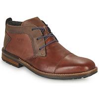 Παπούτσια Άνδρας Derby Rieker FALINDA Brown