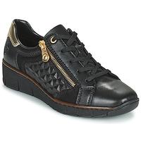 Παπούτσια Γυναίκα Χαμηλά Sneakers Rieker THOMANISA Marine