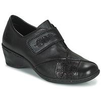 Παπούτσια Γυναίκα Μοκασσίνια Rieker DEVENIRA Black