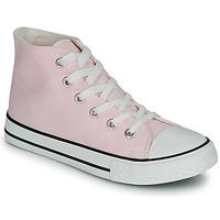 Παπούτσια Κορίτσι Ψηλά Sneakers Citrouille et Compagnie OFRIMOUSSE Lavande