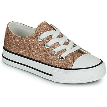Παπούτσια Κορίτσι Χαμηλά Sneakers Citrouille et Compagnie OVANA Gold