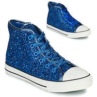 Παπούτσια Κορίτσι Ψηλά Sneakers Citrouille et Compagnie OPIU Μπλέ