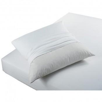 Σπίτι Μαξιλαροθήκες,μαξιλάρια στήριξης Today PROTÈGE OREILLERS ABSORBANT ANTI ACARIENS Άσπρο