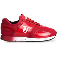 Παπούτσια Άνδρας Χαμηλά Sneakers Trussardi  Red