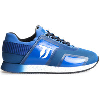 Παπούτσια Άνδρας Χαμηλά Sneakers Trussardi  Μπλέ