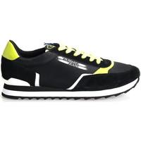 Παπούτσια Άνδρας Χαμηλά Sneakers Trussardi  Black