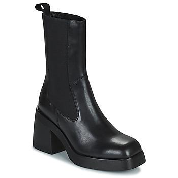 Παπούτσια Γυναίκα Μποτίνια Vagabond Shoemakers BROOKE Black