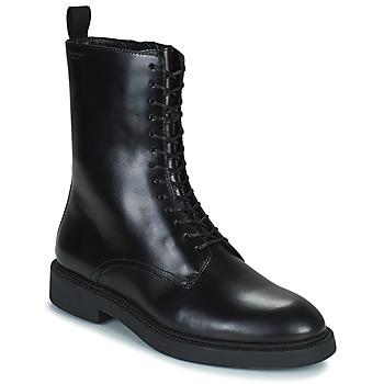 Παπούτσια Γυναίκα Μπότες Vagabond Shoemakers ALEX W Black