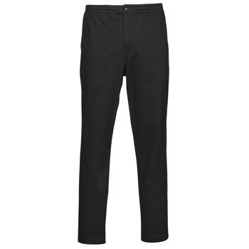 Υφασμάτινα Άνδρας Παντελόνια Πεντάτσεπα Polo Ralph Lauren ALLINE Black