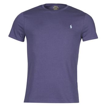 Υφασμάτινα Άνδρας T-shirt με κοντά μανίκια Polo Ralph Lauren OLITA Μπλέ