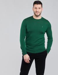 Υφασμάτινα Άνδρας Πουλόβερ Polo Ralph Lauren AMIRAL Green