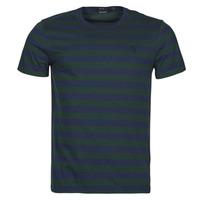 Υφασμάτινα Άνδρας T-shirt με κοντά μανίκια Polo Ralph Lauren POLINE Marine / Green