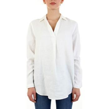 Υφασμάτινα Γυναίκα Μπλούζες Calvin Klein Jeans K20K202747 Bianco