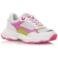 Παπούτσια Κορίτσι Χαμηλά Sneakers MTNG DEPORTIVAS NIÑA MUSTANG BEIGE 48201 Άσπρο