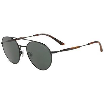 Ρολόγια & Kοσμήματα Άνδρας óculos de sol Armani  Black