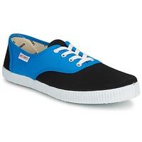 Παπούτσια Χαμηλά Sneakers Victoria INGLESA BICOLOR μπλέ / Black