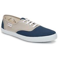 Παπούτσια Χαμηλά Sneakers Victoria INGLESA BICOLOR Beige / Petrol