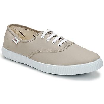 Παπούτσια Χαμηλά Sneakers Victoria INGLESA LONA Beige