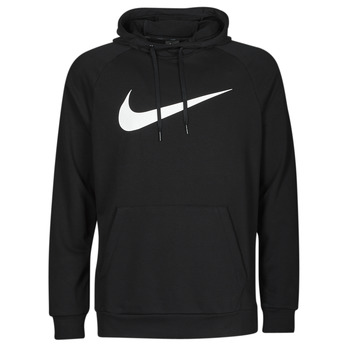 Υφασμάτινα Άνδρας Φούτερ Nike NIKE DRI-FIT Black
