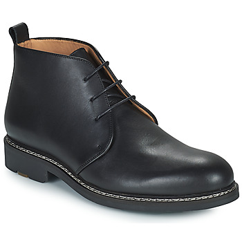 Παπούτσια Άνδρας Derby Pellet MIRAGE Black