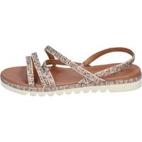 Παπούτσια Γυναίκα Σανδάλια / Πέδιλα Femme Plus Σανδάλια BJ888 Μπεζ