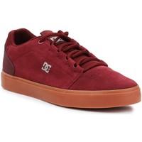 Παπούτσια Άνδρας Skate Παπούτσια DC Shoes DC Hyde ADYS300580-BUR burgundy