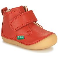 Παπούτσια Παιδί Μπότες Kickers SABIO Red