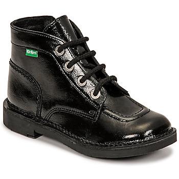 Παπούτσια Κορίτσι Μπότες Kickers KICK COLZ Black